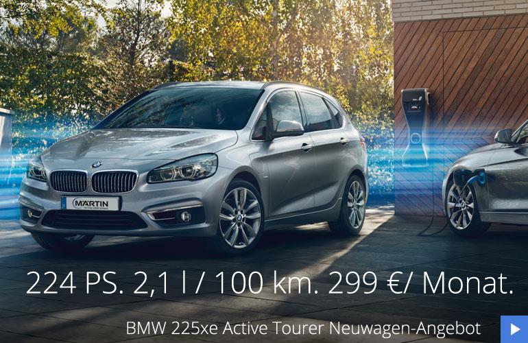 Active Tourer Plug-In-Hybrid Angebot vom Autohasu Märtin