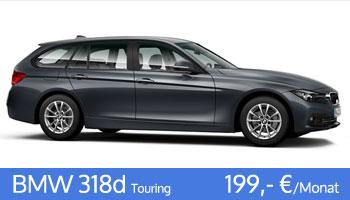 BMW 318d Touring Gebrauchtangebot