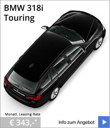 BMW 318i Touring Gewerbekundenangebot