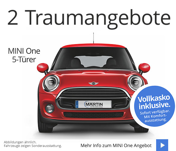 MINI One 5-Türer Neuwagen-Angebot