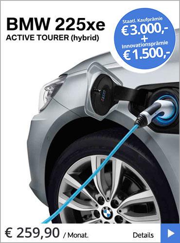 BMW Active Tourer 225xe Hybrid