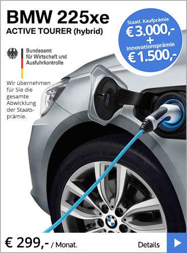 BMW 225xe Active Tourer Hybrid Angebot vom Autohaus Märtin
