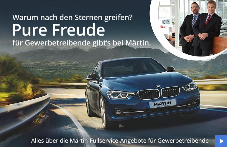 Autohaus Märtin Gewerbekunden-Angebote