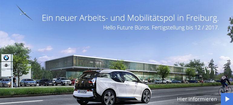 Hello Future Büro Freiburg