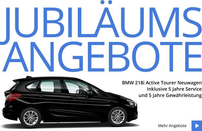 BMW 116i Jubiläumsangebot bei Märtin