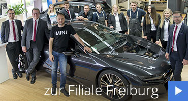 Team Märtin-Filiale Freiburg