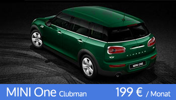 MINI One Clubman Angebot
