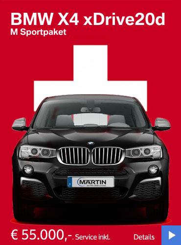 Märtin Fahrzeugangebote Schweiz