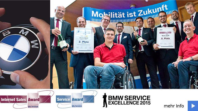 Kfz-Betrieb Service Award