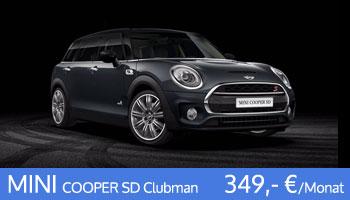 MINI Cooper SD All 4 Clubman Angebot bei Märtin