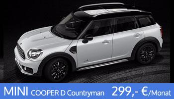 MINI Cooper D All 4 Countryman Vorführwagenangebot
