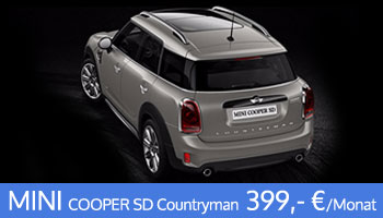 MINI Cooper SD All 4 Countryman Angebot bei Märtin