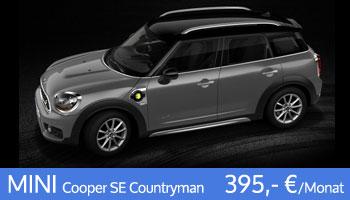 MINI Cooper SE All 4 Countryman Hybrid-Neuwagenangebot bei Märtin