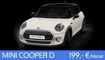 MINI Cooper D 3-Türer Neuwagenangebot bei Märtin