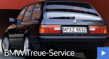 BMW Treue Service