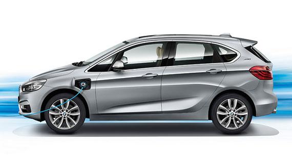 Hybrid von Autohaus Märtin BMW Active Tourer 225xe