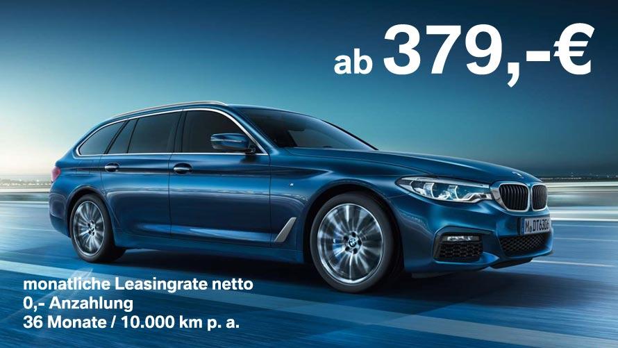 BMW 530d / 530d xDrive Touring Angebot für Grosskunden