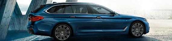 BMW 5er für Märtin Grosskunden