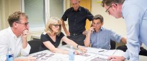 21. Juli 2016 Grundsteinlegungfür's neue Autohaus