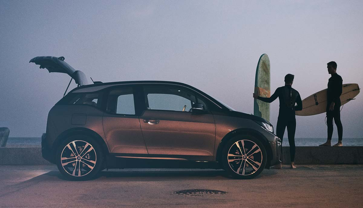 BMW i3 Leasingangebot im Autohaus Märtin