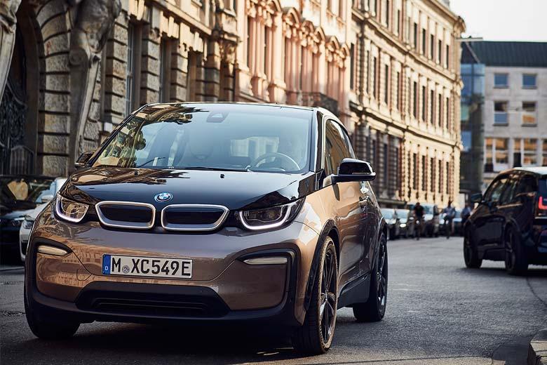 BMW i3 jetzt mit 120 Ah im Autohaus Märtin