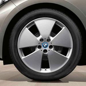 BMW Sternspeiche 427 Reflexsilber