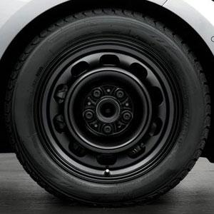 BMW Stahlrad schwarz