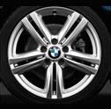 Sommerkompletträder-Angebot für BMW 1er im Autohaus Märtin