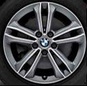 Sommerkompletträder-Angebot für BMW 2er Active Tourer im Autohaus Märtin