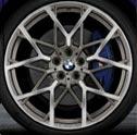 Sommerkompletträder-Angebot für BMW 3er im Autohaus Märtin