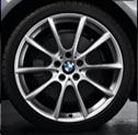 Sommerkompletträder-Angebot für BMW 5er im Autohaus Märtin