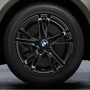 BMW Doppelspeiche 473 Schwarz