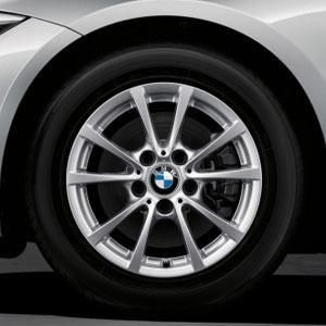 "BMW 3er F30 F31 Winterkomplettradsatz V-Speiche 390 16"""