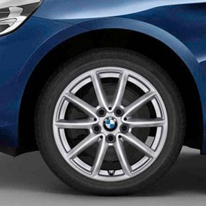 """BMW Winterkomplettradsatz V-Speiche 471 16"""""""