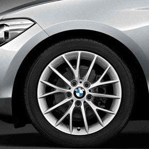 """BMW 1er F20 F21 Winterkomplettradsatz Y-Speiche 380 17"""""""