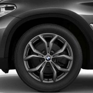 BMW Y-Speiche 694 Ferricgrey