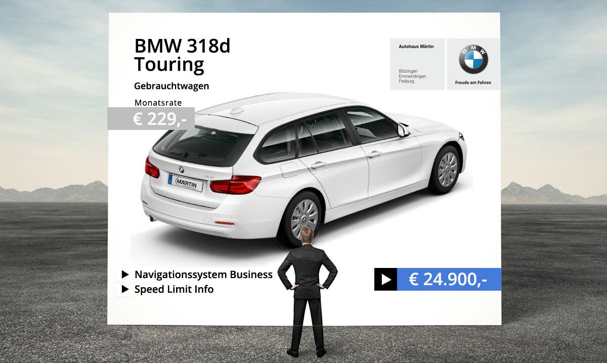 bmw 318d touring gebraucht angebot. Black Bedroom Furniture Sets. Home Design Ideas