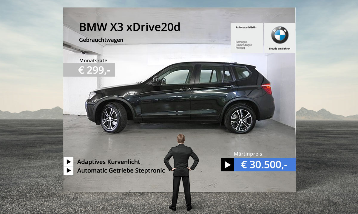 bmw x3 gebraucht gebraucht bmw x3 silbergrau metallic. Black Bedroom Furniture Sets. Home Design Ideas