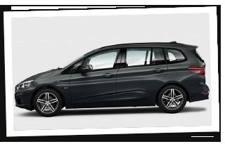 BMW 216d Gran Tourer SportLine Angebot von Märtin