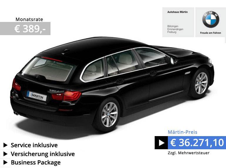 BMW 520d Touring Business-Angebot von Märtin