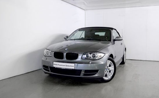 bmw 118i cabrio gebraucht angebot. Black Bedroom Furniture Sets. Home Design Ideas