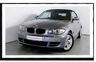 BMW 118i Cabrio Gebraucht-Angebot von Autohaus Märtin