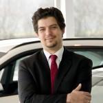 Verkaufsberater für Gebrauchtwagen Nikolaus Demirci