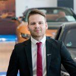 Verkaufsberater Michael Maier für Gebrauchtwagen