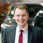 Neue Automobile Spartenleiter Christian Widmann