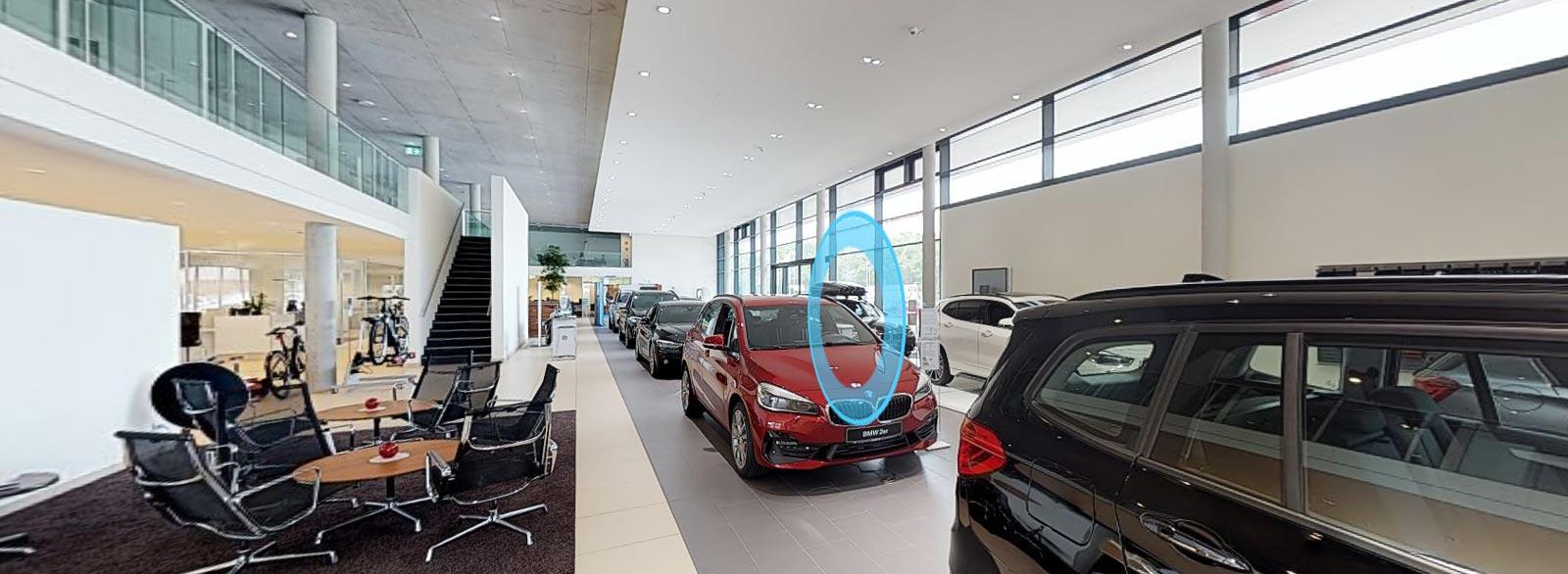 Virtueller Rundgang Autohaus Märtin