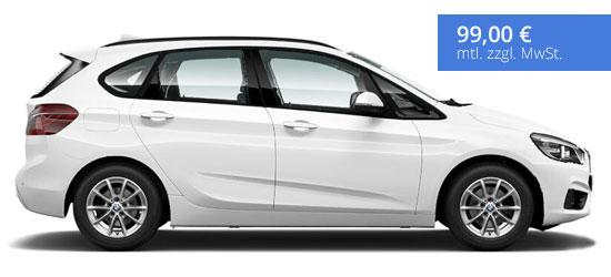 Märtin Gewerbe-Angebot BMW 218i Active Tourer
