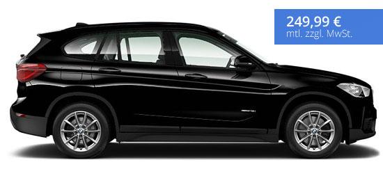 Märtin Gewerbe-Angebot BMW X1 sDrive18i