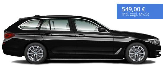 Märtin Gewerbe-Angebot BMW 520d Touring