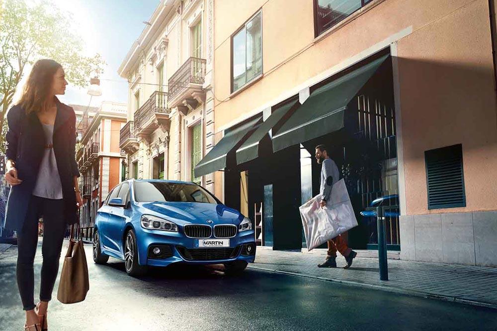 BMW 2erActive Tourer Gewerbekundenangebot